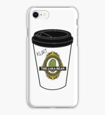 You Know My Coffee Order, Blaine? iPhone Case/Skin