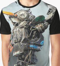 chappie Graphic T-Shirt