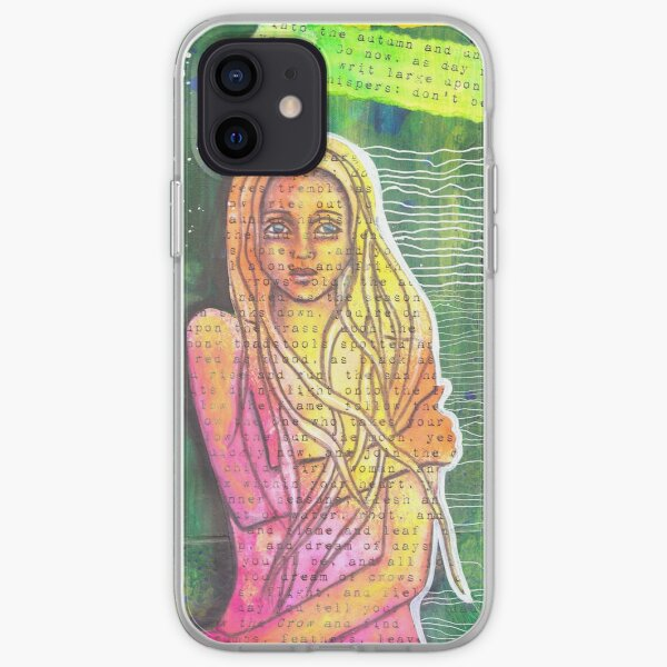 denthe girl case iPhone Soft Case