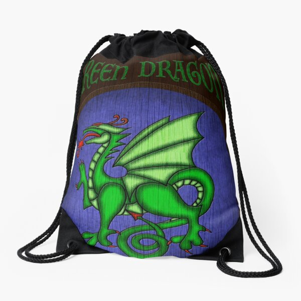 'Great' is Our Middle Name Drawstring Bag