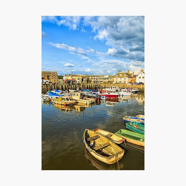 West Bay, Dorset, UK Photographic Print