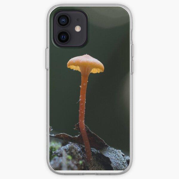 Rainforest Mushroom iPhone Soft Case