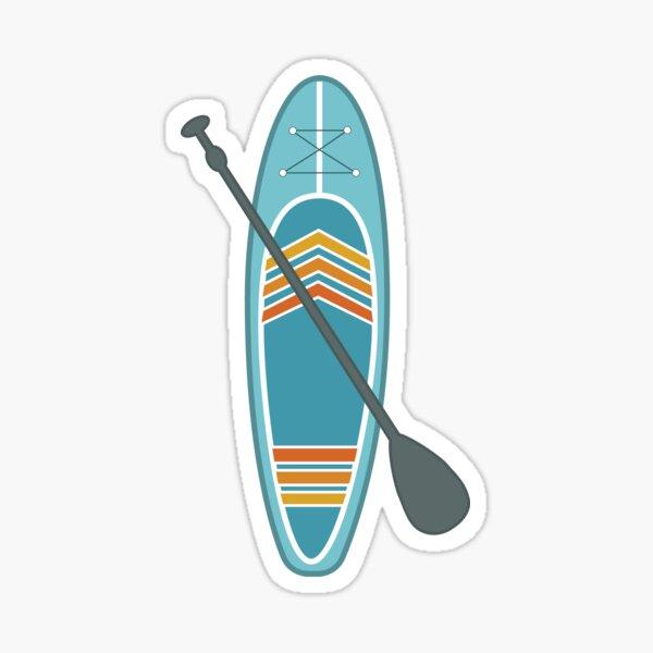 Paddle Board Pegatina