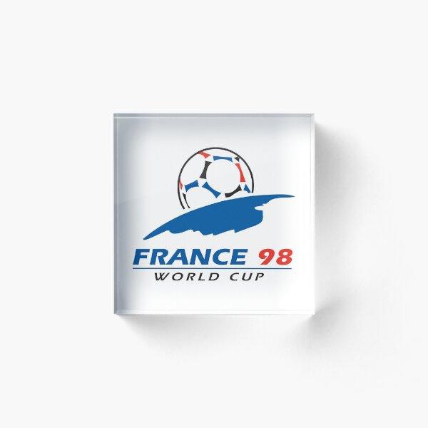 France World Cup 98 | France Champion Acrylic Block