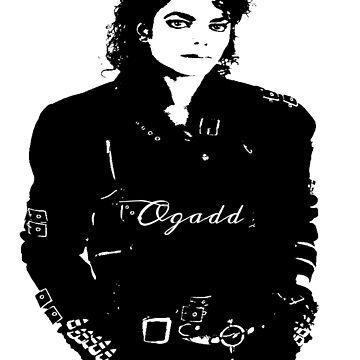 GOAT MJ by OGadd