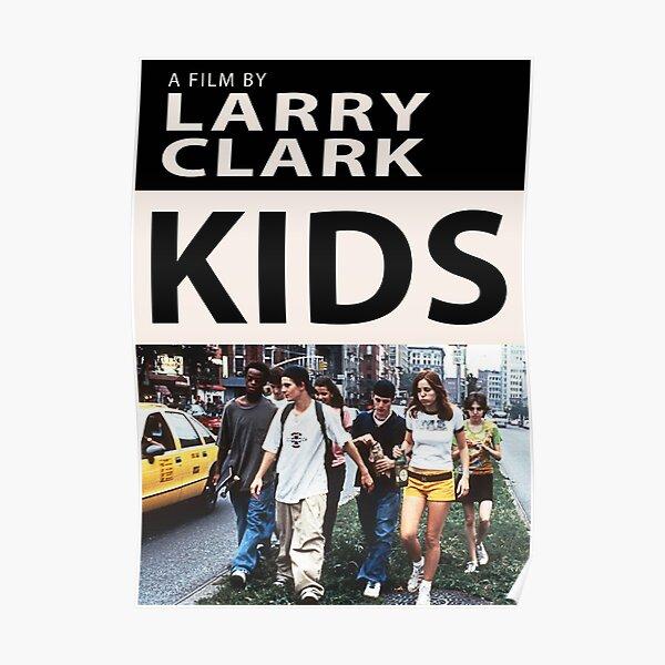 Kids 1995 Film Alternative Poster Poster