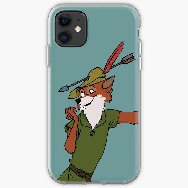 Robin Hood iPhone Soft Case