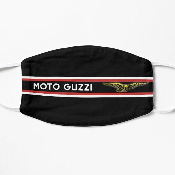 Moto Guzzi V7 Sport Telaio Rosso Tank Logo Mascarilla plana