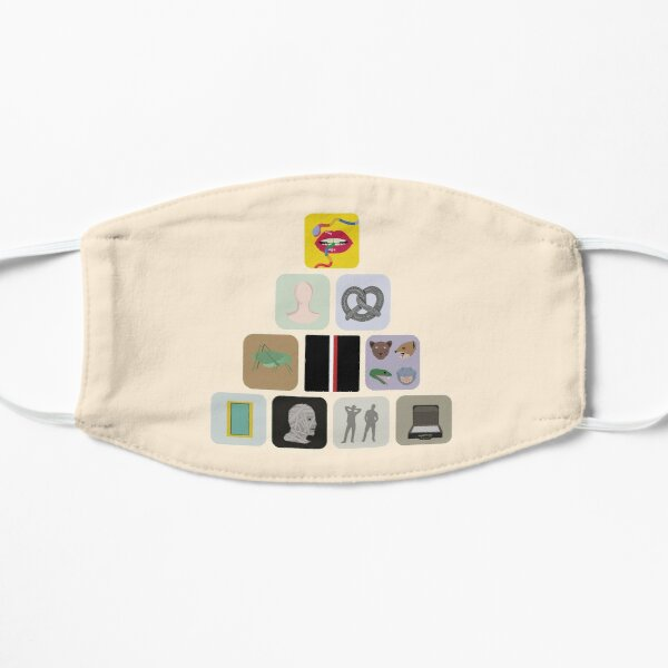 Steely Dan Discography Flat Mask