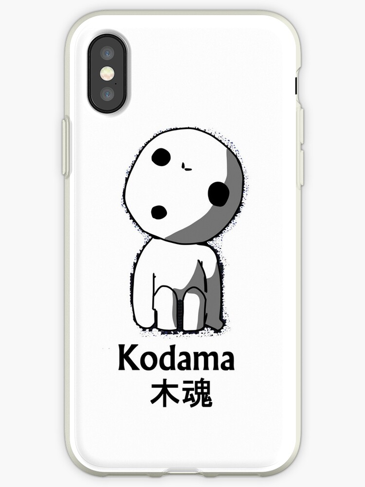 Kodama Phone Case by Zotheculs