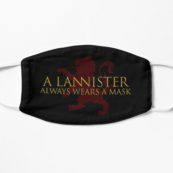 Game of Thrones Lannister Mask