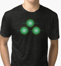 Splinter Cell Goggles Inspired T Shirt Tri-blend T-Shirt