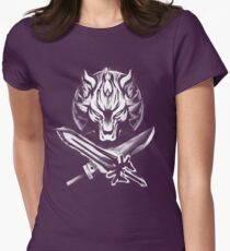 Ultima Buster  Womens Fitted T-Shirt
