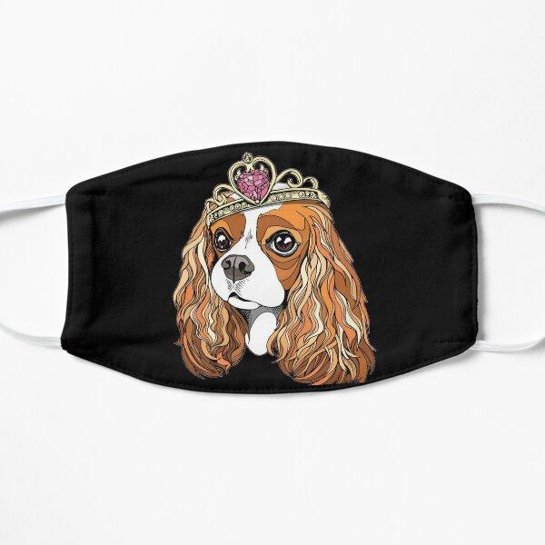 Cavalier King Charles Spaniel Flat Mask