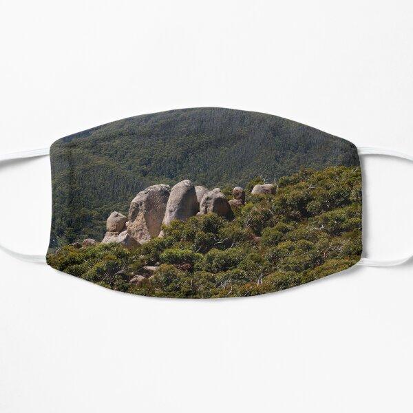 Rock Outcrop Mt Oberon Flat Mask