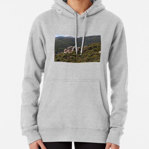 Rock Outcrop Mt Oberon Pullover Hoodie