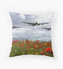 Lancaster Remembrance Throw Pillow