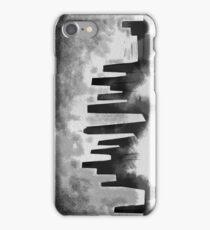 Desolate city iPhone Case/Skin