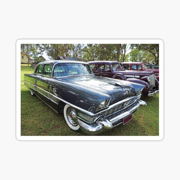 1956 Packard Patrician - Grey #3 Sticker