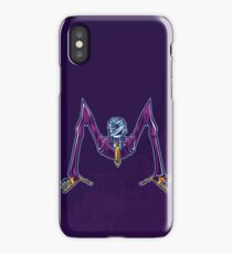 M is for Mummified Slender Man iPhone Case