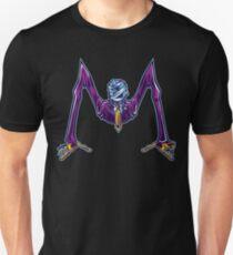 M is for Mummified Slender Man Unisex T-Shirt