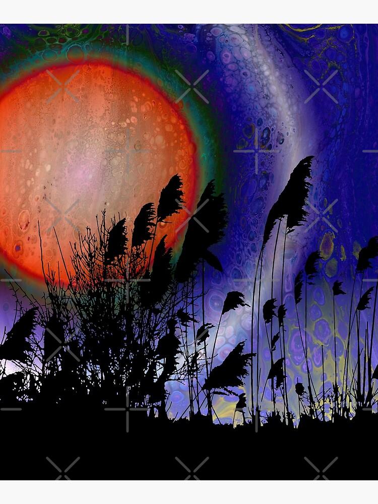 Distant Sun by kerravonsen