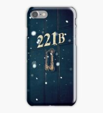 Victorian 221B iPhone Case/Skin