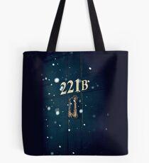 Victorian 221B Tote Bag