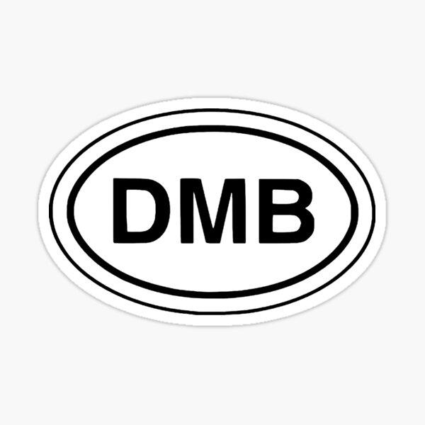 logo trending Matthews Band Sticker