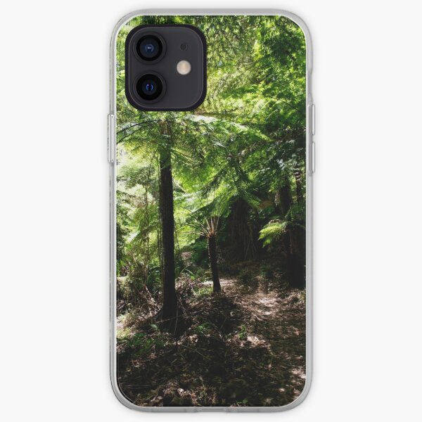 Tree Fern Canopy iPhone Soft Case