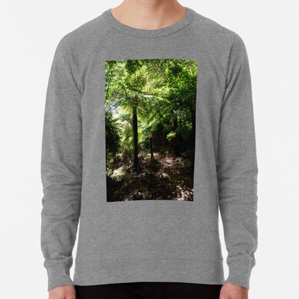 Tree Fern Canopy Lightweight Sweatshirt