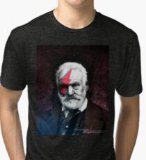 Camiseta de tejido mixto Victor Hugo