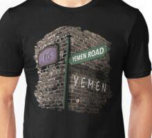 Friends: 15, Yemen Road, Yemen Unisex T-Shirt