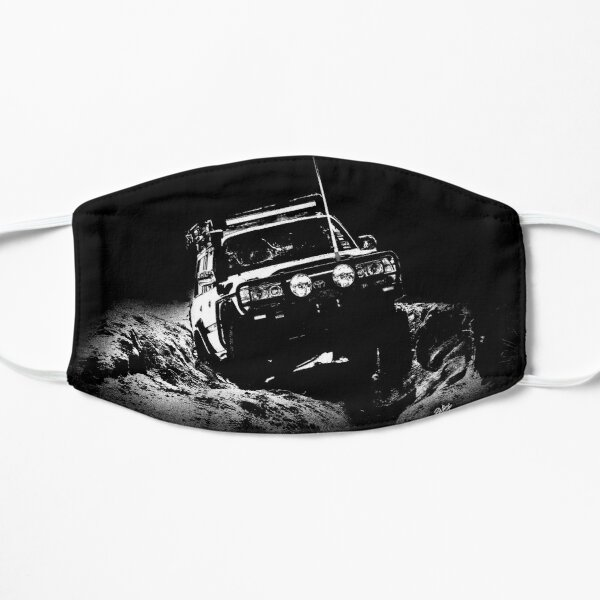 Toyota Landcruiser Masque sans plis