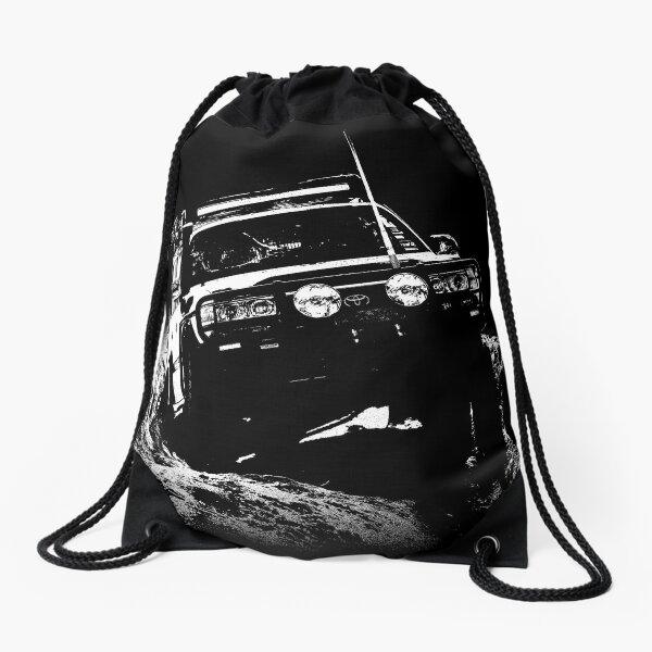 Toyota Landcruiser Drawstring Bag