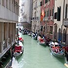 Venice by Uri Baruch