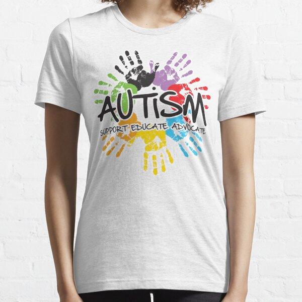 Autism Handprint Essential T-Shirt