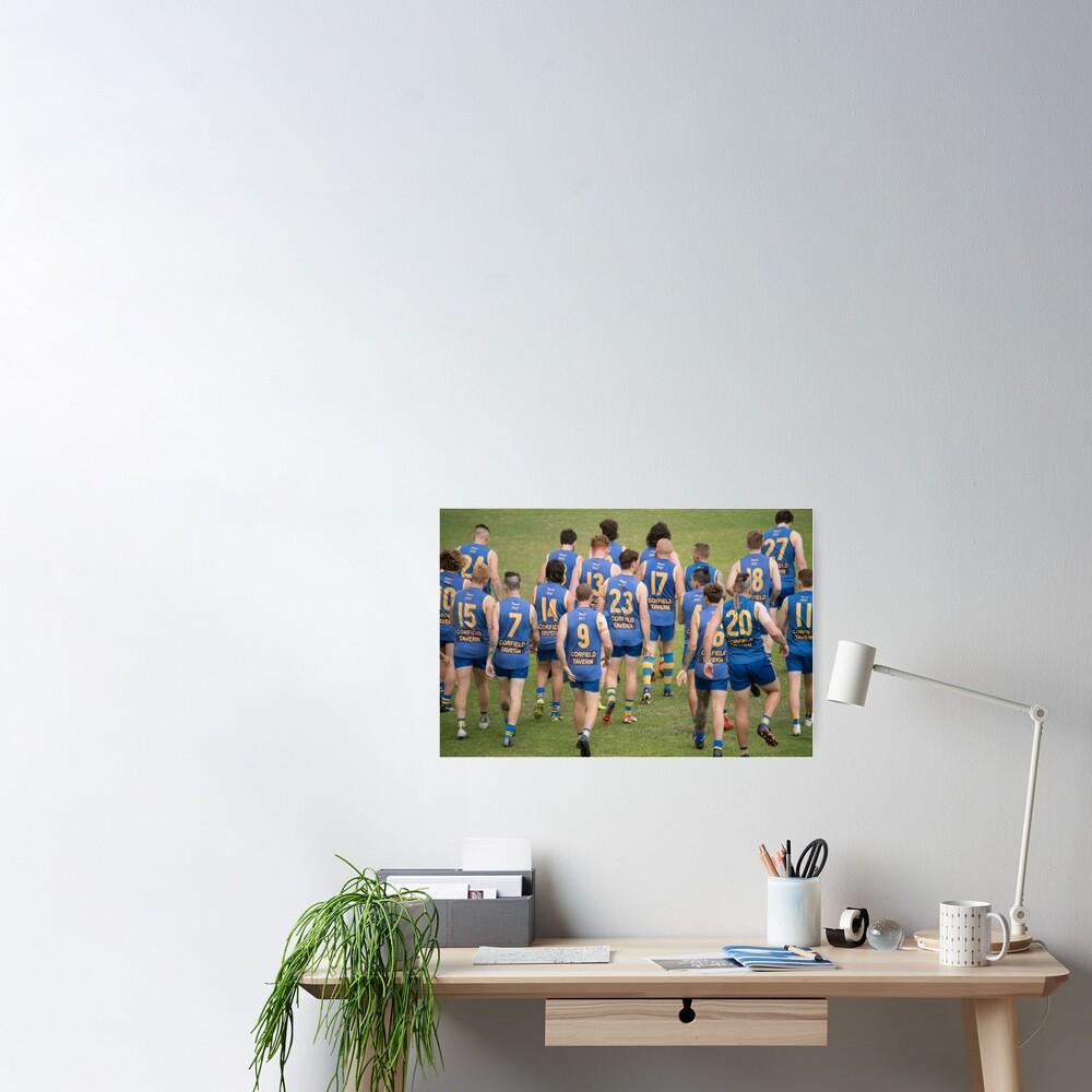 GHFC team Poster