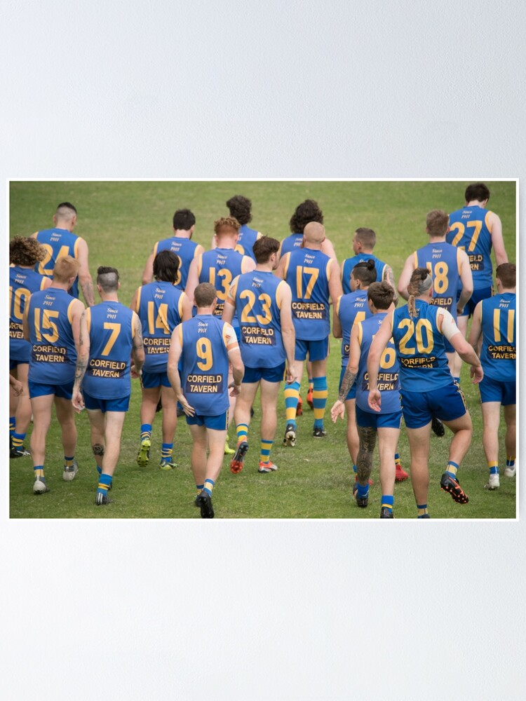 Alternate view of GHFC team Poster