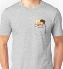 Pocket Merthur Unisex T-Shirt
