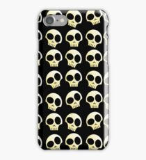 Skulls!!! iPhone Case/Skin