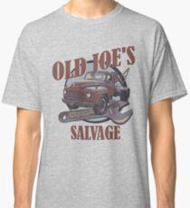 Breaking Bad Inspired - Old Joe's Salvage - Junk Yard - AMC Breaking Bad Classic T-Shirt