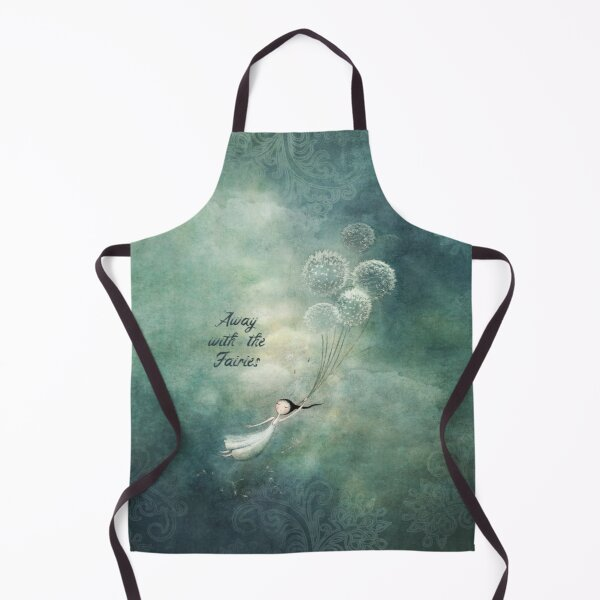 Away with the fairies  Apron
