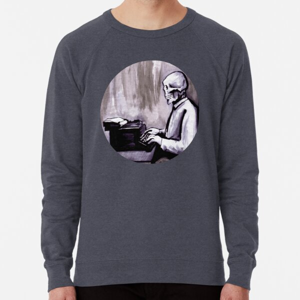One Of Those On Whom Nothing Is Lost Lightweight Sweatshirt
