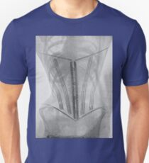 19th Century X-ray of a corset T-Shirt
