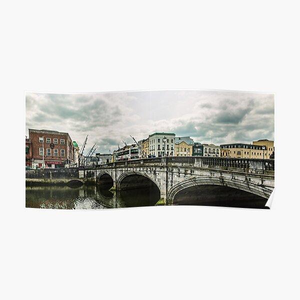 Saint Patrick's Bridge Cork, Ireland Poster