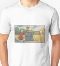 Early 20th Century images of France in 2000 - Intensive Breeding T-Shirt