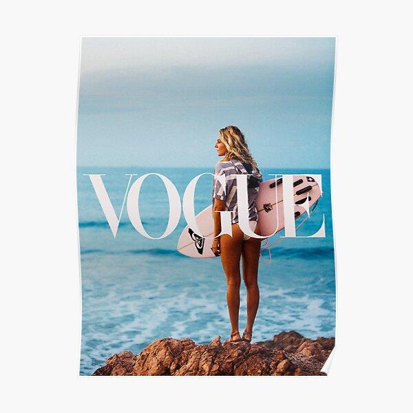 VOGUE : summer Poster