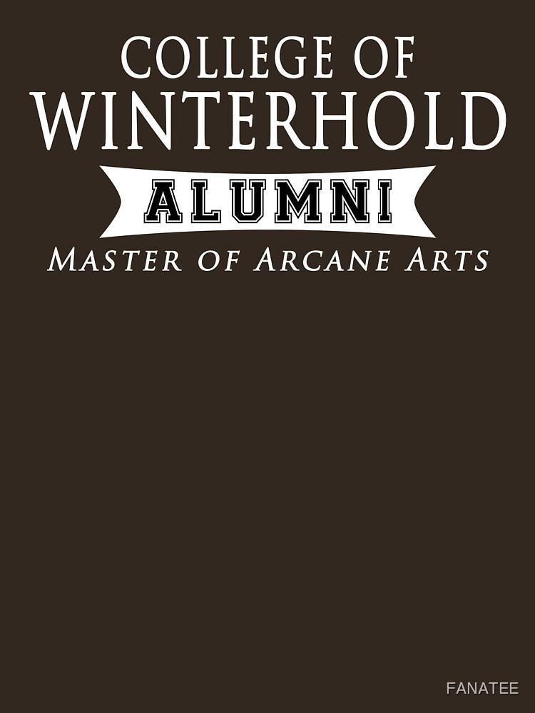Winterhold Alumni | Unisex T-Shirt