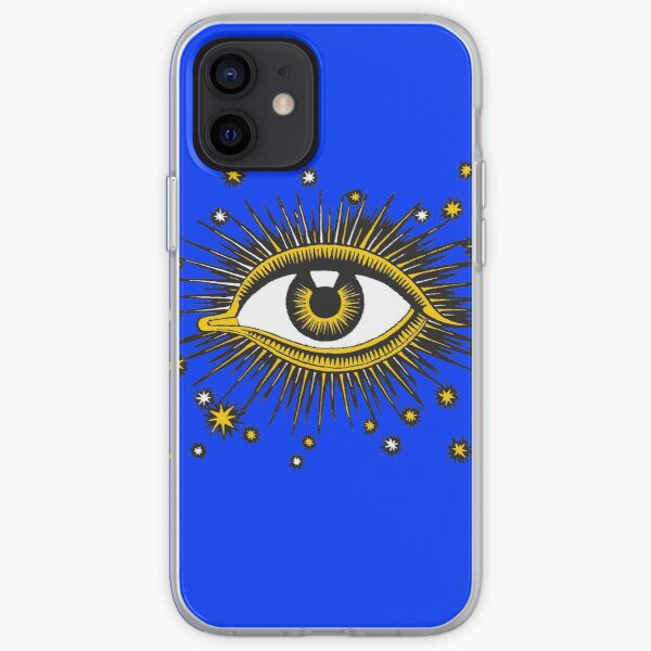 All seeing eye iPhone Soft Case